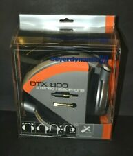 BEYERDYNAMIC DTX 800 CASQUE AUDIO STEREO HEADPHONES NEUF