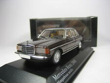 MERCEDES BENZ 280 E (W123) 1976 1/43 MINICHAMPS (BROWN)