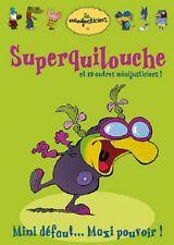 Les Minijusticiers Volume 2 Superquilouche DVD NEUF SOUS BLISTER