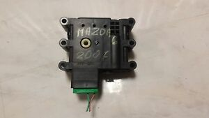 MAZDA 6 2.0 2007 HEATER FLAP FAN MOTOR 6W20S