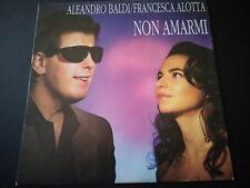 ALEANDRO BALDI FRANCESCA ALOTTA - NON AMARMI - SOLO COPERTINA - ONLY COVER