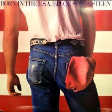 BORN IN THE USA - BRUCE SPRINGSTEEN - CD - DANCING IN THE DARK / I'M ON FIRE +