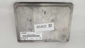 2012-2012 Gmc Acadia Engine Computer Ecu Pcm Ecm Pcu Oem 12648906 65402