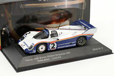 PORSCHE 956k #2 Winner 1000 HM Silverstone 1983 Bellof, Bell 1:43 CMR