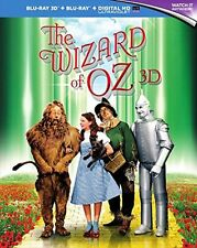 THE WIZARD OF OZ: New True 3D Blu-Ray