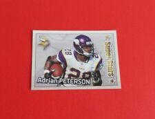 2012 Panini Football Adrian Peterson Foil Sticker #332***Minnesota Vikings***