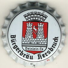 ** Capsules-BÜRGERBRÄU HERSBRUCK - *** Bottle Caps