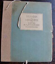 ROGER DE LA FRESNAYE : Dessins et gouaches (1919-1925), notice de WALDEMAR GEORG