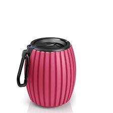 Philips SBT30/PNK SoundShooter Wireless Portable Bluetooth Speaker Pink GENUINE