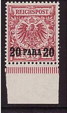 Deutsche Post Türkei, Mi-Nr. 7 e, postfrisch, geprüft (20450)