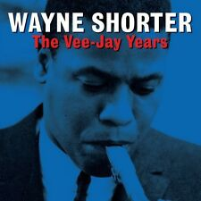 WAYNE SHORTER - THE VEE-JAY YEARS - 2 ORIGINAL ALBUMS (NEW SEALED 2CD)