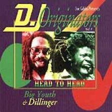 NEW - DJ Originators by Big Youth & Dillenger
