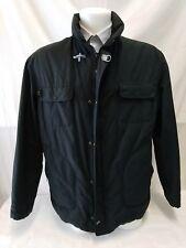 giacca jacket uomo imbottito piuma d'oca fay  taglia L  colore nero