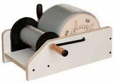 Kardiermaschine 19cm Louet Drum Teasel Drum Carder carding object Spiders