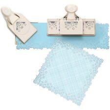 Wilton Brands Inc Martha Stewart punch Set Wild Flowers Paper Craft UK POST FREE