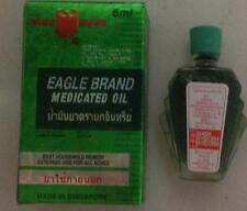 1X6ML OF EAGLE BRAND MEDICATED OIL RELIEF FOR PAIN ACHES AND STRAINES