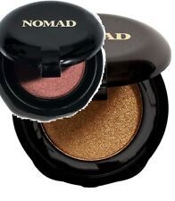 Lot of 2 NOMAD Eyeshadow - Spiced Market & Desert Sands - .05 oz (x2) - Ipsy