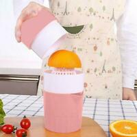 Mini Juicer Cup Manual Fruit Squeezer Orange Lemon Press fashion Extractor R4I2