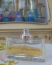 Orig 2004 Nina Ricci LOVE IN PARIS EDP 1.7 Oz 50ml Spray Approx. 55% Full NO CAP