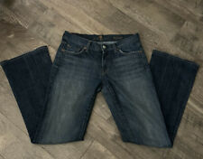 7 FOR ALL KIND WOMEN'S BOOTLEG JEANS SZ 27/32