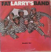 FAT LARRYS BAND - Breakin Out ~ VINYL LP US PRESS