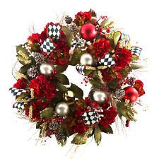 MacKenzie-Childs 'Tis the Season Wreath