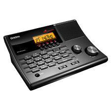 Uniden BC365CRS 500-Channel Scanner w/ FM Clock Radio & Weather Scan