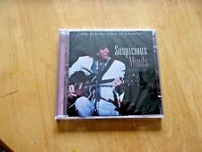 ELVIS PRESLEY : Suspicious Minds - Memphis 1969 Anthology ; very rare 2-CD , New