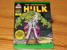 THE INCREDIBLE HULK - KOMPLETTE SERIE VON 1966 / MARVEL 2-DVD-SET 2008 OVP! NEU!