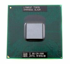 Cpu Processore Intel Core Duo 2 T5870 2.00/2M/800 SLAZR per Acer Hp Asus e altri