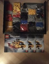 Lego Technic Engineering 9396 Helicopter. 100% Complete