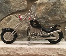 Unique Miniature Motorcycle Chopper made of Wire