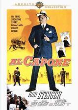 AL CAPONE (1959 Rod Steiger) Region Free DVD - Sealed