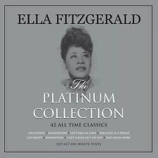 Ella Fitzgerald PLATINUM COLLECTION Best Of 42 Songs NEW COLORED VINYL 3 LP