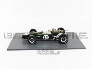Spark BRABHAM BT19 WINNER GP FRANCE 1966 #12 1/18 Scale New Release!