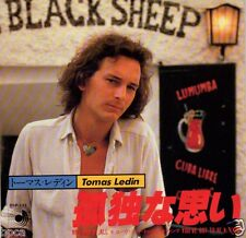 "7"" JAPAN PROMO WHITE LABEL THOMAS LEDIN NOT BAD AT ALL MINT DSP-133 (ABBA)"