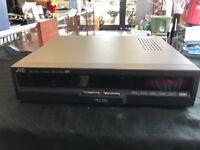 JVC Video Cassette Recorder HR-DX20U Digital Tracking as is