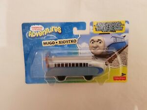 Thomas The Tank Engine & Friends ADVENTURES HUGO TRAIN NEW AND BOXED