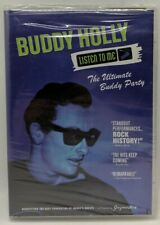 Buddy Holly Listen To Me The Ultimate Buddy Party DVD VERY RARE