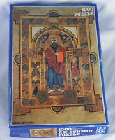 Book of Kells Jigsaw Puzzle by FX Schmid 1000 pieces bag sealed Complete