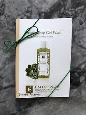 New listing Eminence Stone Crop Gel Wash 0.10oz (6 Cards)