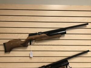 Benjamin PCP Powered .25 Multi-shot Side Lever Hunting Air Rifle Kratos Wood
