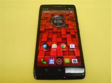 BLACK MOTOROLA DROID MAXX XT1080M VERIZON + GSM FACTORY UNLOCKED 4G LTE