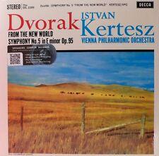 DVORAK - NEW WORLD SYMPHONY - DECCA - SXL 2289 - ISTVAN KERTESZ - 180 GRAMS