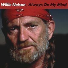 """Willie Nelson Limited Ed. 7"""" Vinyl Always On My Mind/The Party's Over & Tee NEW"""