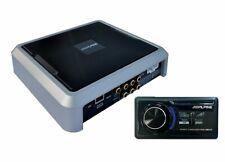 ALPINE PXE-0850S Universal Wireless Digital Signal Processor w/31-Band EQ+Remote