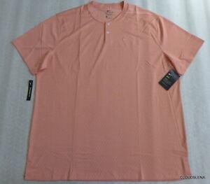 NWT NIKE Dry Vapor Textured Golf Blade Polo Shirt, BV0476-606 XXL