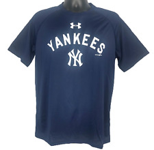 New York Yankees Men's Under Armour Shirt Size M