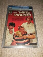 1960 Dell Four Color #1127 The Three Stooges CGC 8.5 VF+ File Copy