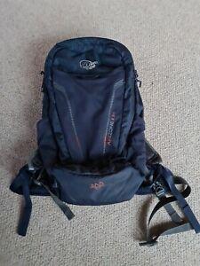 Lowe Alpine Bag Backpack Medium Airzone Z 20 Navy Blue Backpack Rucksack Bag